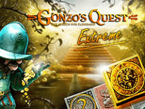 Gonzo's Quest Extreme на зеркале Франк