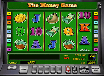 The Money Game в казино Франк